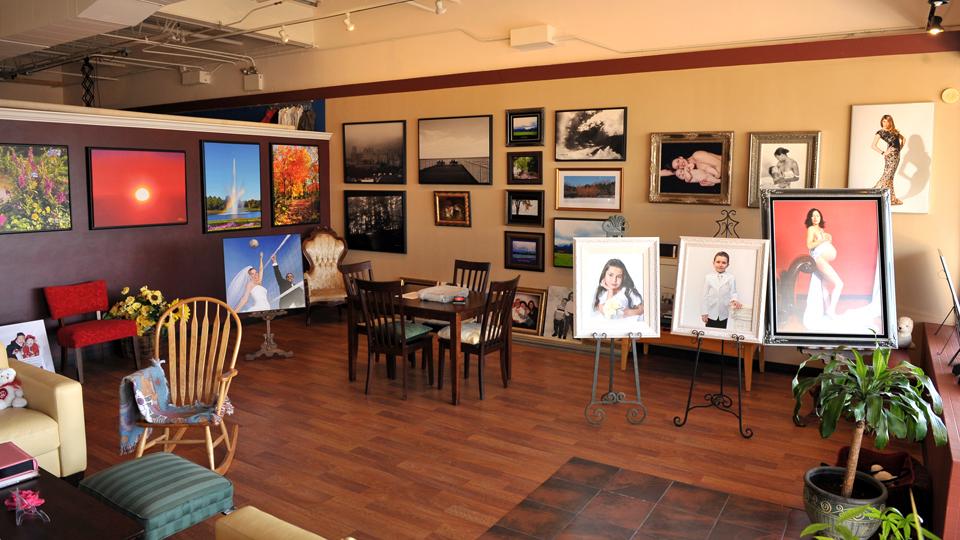 Inside Gallery 41