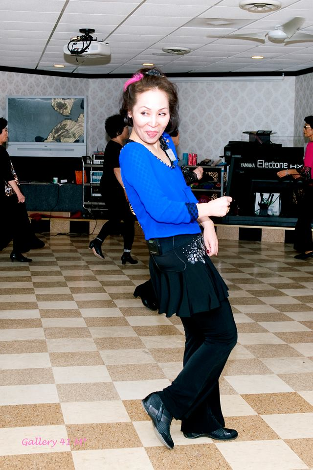 Angela Line Dance